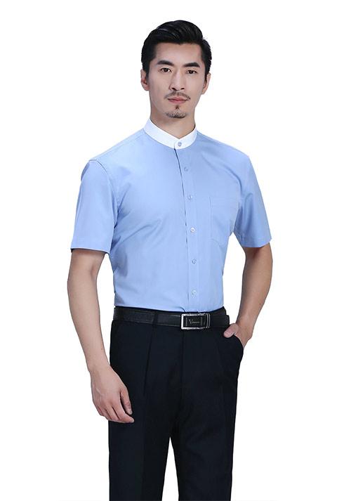 北京半袖衬衫定做