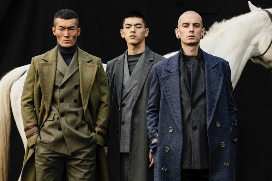 Beyond The Seasons 周一狂暴袭来 JUNbyYO中国国际时装周特别呈现