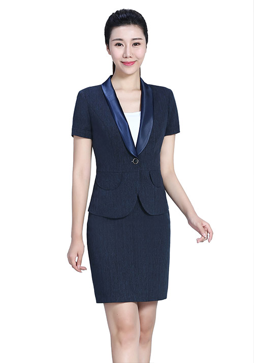 时尚女士职业装定制