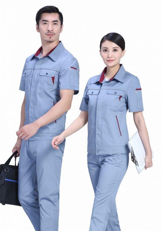 工作服订制需要具备哪几点才能称之为合格的工作服?