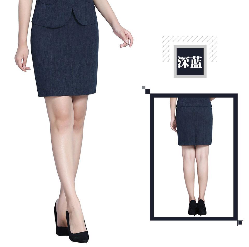 黑色西裙4女裙