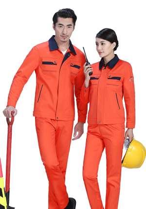 企业定做工作服的颜色如何选择?【资讯】