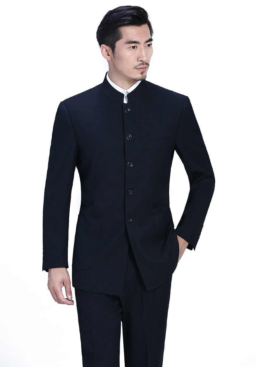 男士定制西装怎么搭配?教你各种风格任你选择