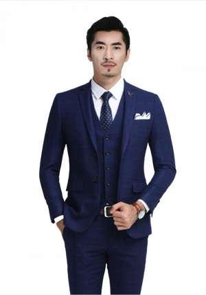 如何选择定制新郎礼服呢,选择定制新郎礼服有哪些细节