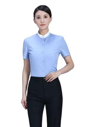 订制短袖衬衫常用什么面料?有哪些特性?